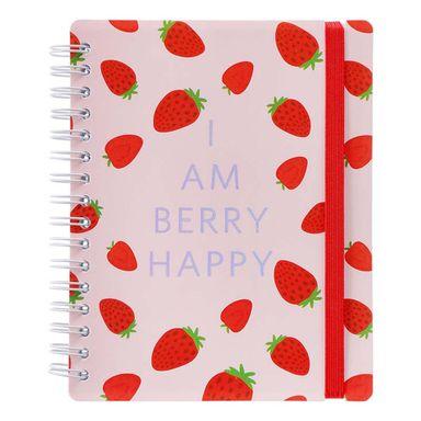 Cuaderno a6 diseños mixtos - Energy Of Fruits