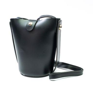 Bolsa crossbody con asa ancha negro - Miniso