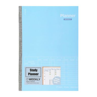 Planificador A5 diseños mixtos 28 hojas - Miniso