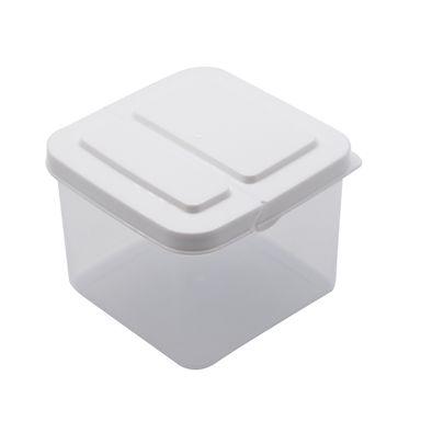 Tarro para almacenamiento 430 ml x 2 blanco -  Miniso