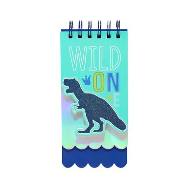 Cuaderno con espiral 90 hojas dinosaur series -  Miniso
