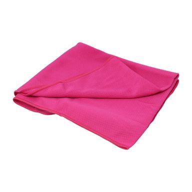 Toalla de enfriamiento ultrafina rosa roja -  Miniso