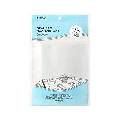 Paquete de bolsas herméticas 25 pzas -  Miniso