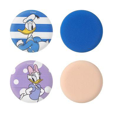 Esponja para maquillaje pato donald 2 pzs -  Disney