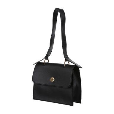 Bolsa clutch simple de moda negro - Miniso