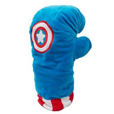 Guantes de felpa capitán américa - Marvel