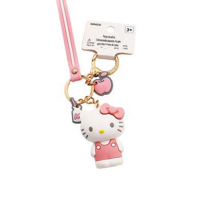 Llavero en forma de hello kitty con bolsa - Sanrio