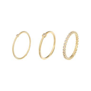 Juego de anillos - Miniso