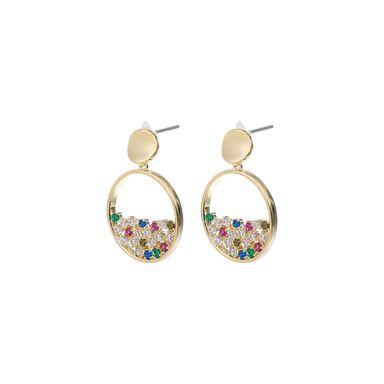 Aretes colored earrings - Miniso