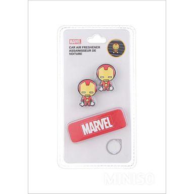 Aromatizante para auto iron man -  Marvel