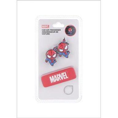 Aromatizante para auto spiderman -  Marvel