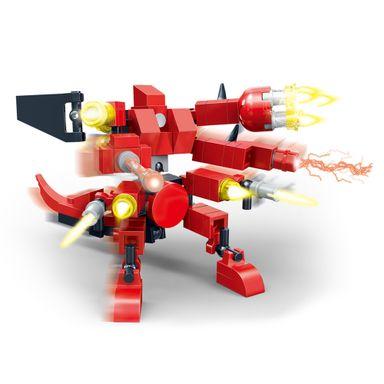 Bloques de construcción mini guerrero - Miniso