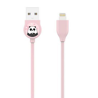 Cable de carga rápida apple panda -  We Bare Bears
