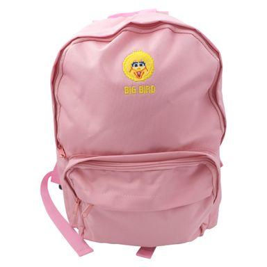 Mochila escolar abelardo rosado -  Plaza Sésamo